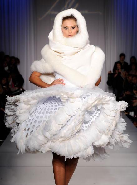 Tupperware dress