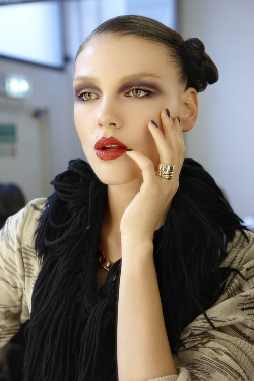 Fall makeup 3