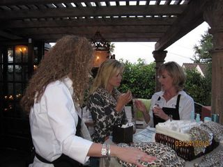 Spa the stars alison sweeney michelle stacy