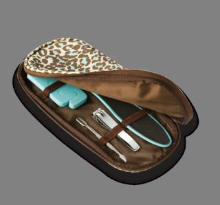 Pedicure tool kit