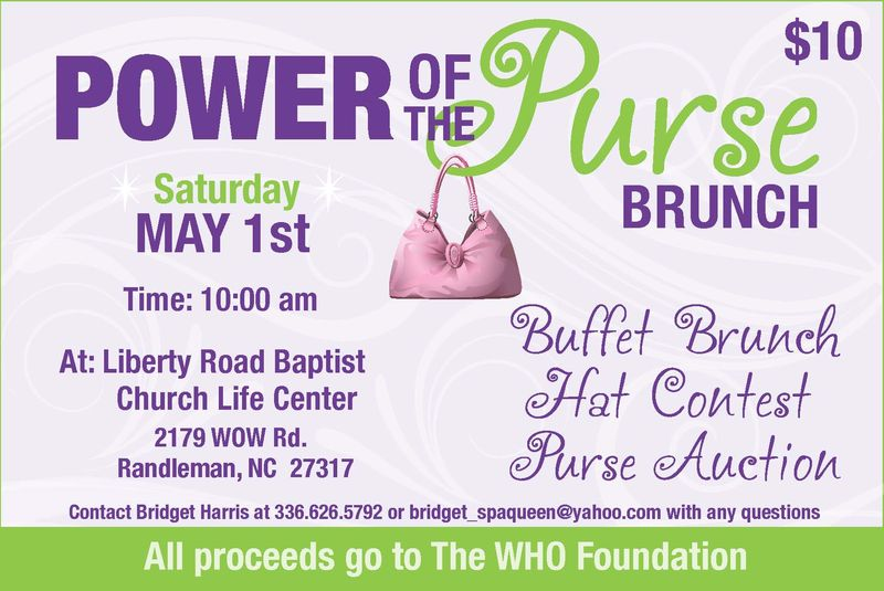 POWER OF THE PURSE for 4-9-10 blog