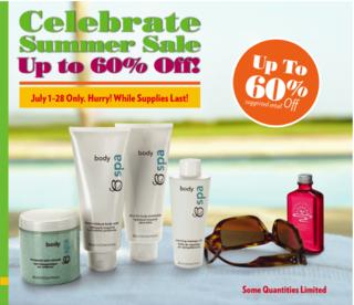 Celebrate summer sale 1