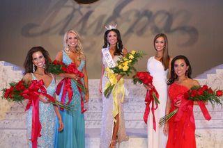 Top 5 Miss Texas