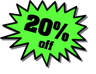 20 off sale2