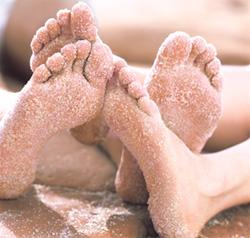 Feetsand