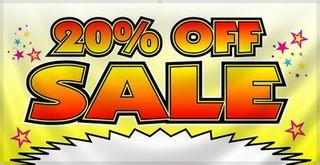 20 off sale1
