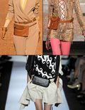Fashion belt purse