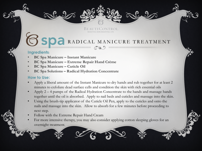 Radical Manicure Treatment