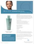 Bc spa facial regenerating tonics aha