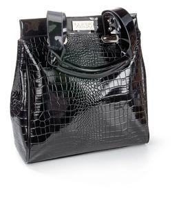 WHO Black tote bag - 2011