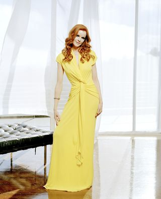 Marcia cross yellow