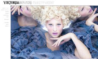 Victorija bowers website image
