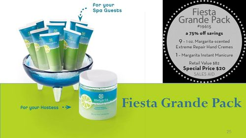 Fiesta Grande Package