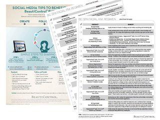 Social media and regimen