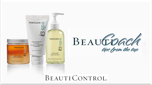 Beauticoach header instant manicure