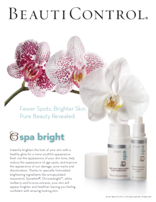 BC Spa Bright Ad