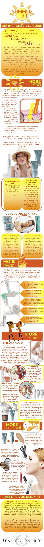 Summer Survival Guide Infographic JPG