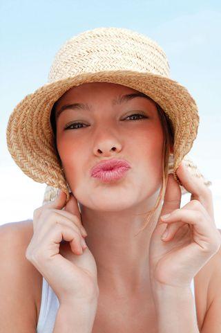 Lip Apeel Model (Smooch)