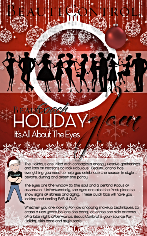 HOLIDAY GLAM - ALL ABOUT EYES Page1
