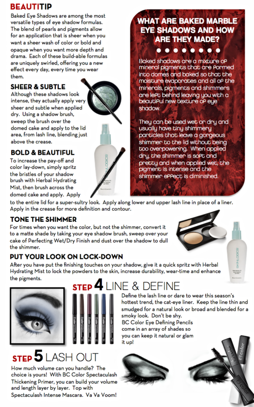 HOLIDAY GLAM - ALL ABOUT EYES Page4