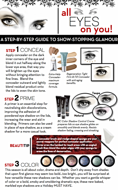 HOLIDAY GLAM - ALL ABOUT EYES Page2