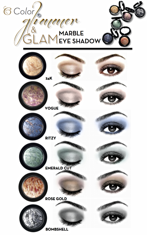 HOLIDAY GLAM - ALL ABOUT EYES Page3
